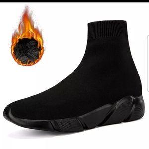 Sneaker socks shoes